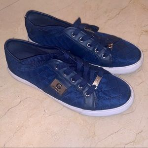GORGEOUS GUESS BLUE/ NAVY SNEAKERS